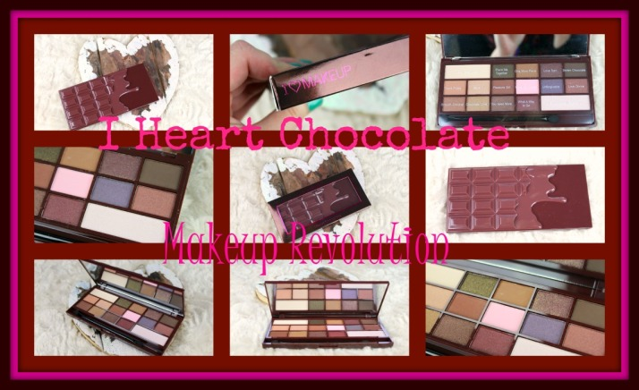 I Heart Chocolate Makeup Revolution