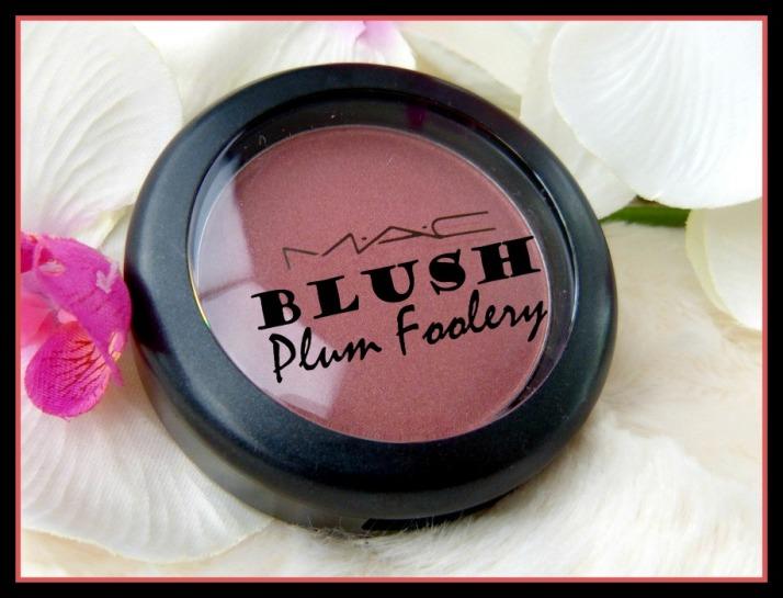 MAC Blush Plum Foolery