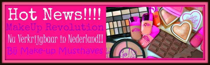 Makeup Revolution in Nederland