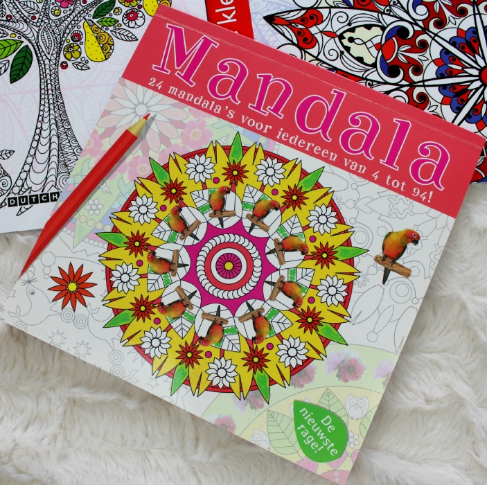 Mandala Kleurboek Action