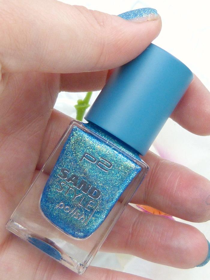 Nagellak P2 Sand Style nagellak Dreamy