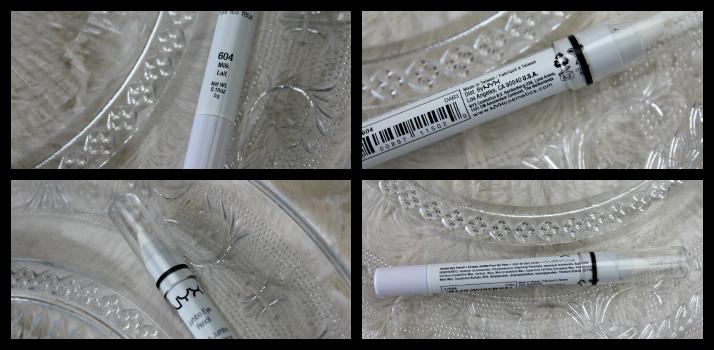 Nyx Milk Jumbo eye pencil