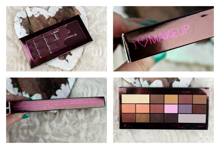PicMonkey CollageI Heart Cocolat van Makeup Revolution