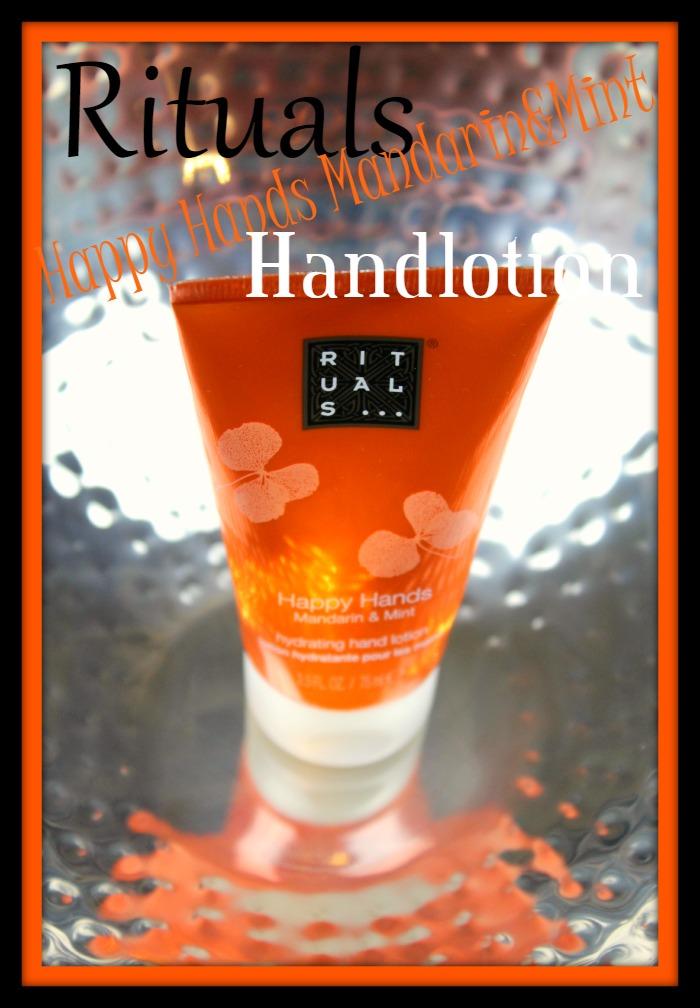 Rituals Handlotion Happy Hands Mandarin & Mint