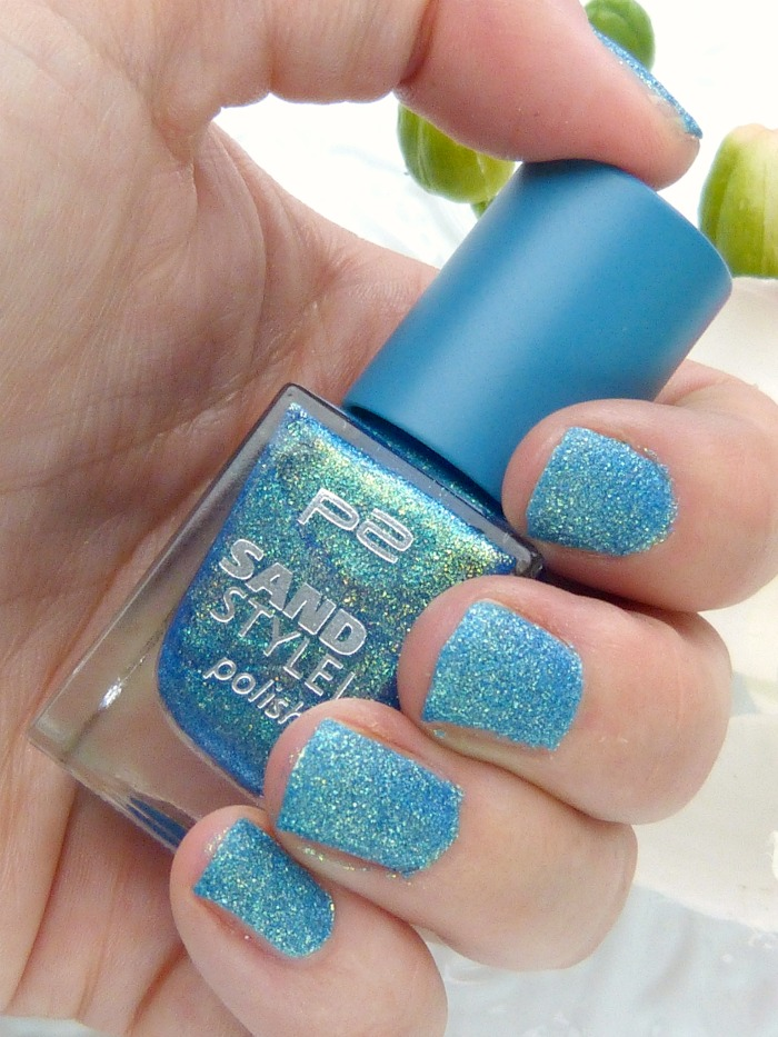 sand style Nail Polish P2 in Dreamy