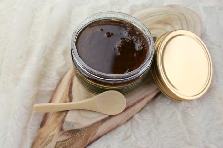 Sugarcane Scrub Coffee Almond Bodhi