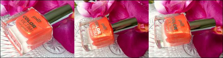 Summer Calling Color Victim nail polish nagellak P2