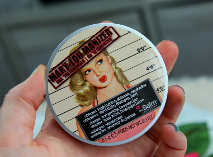 The Balm Highlighter Maryloumanizer