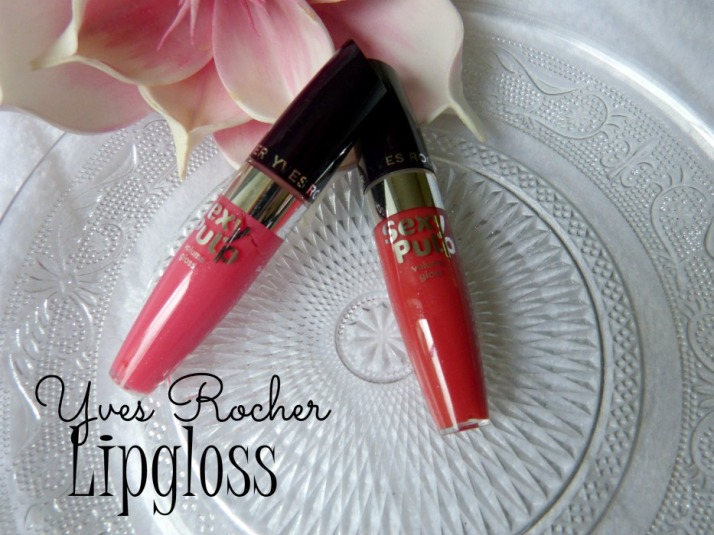 yves Rocher lipgloss sexy pulp