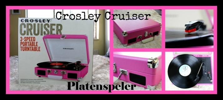 Crosley Cruiser Platenspeler