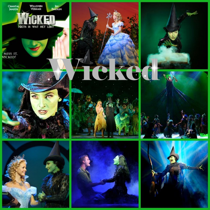 Wicked Musical Nederlandse Cast