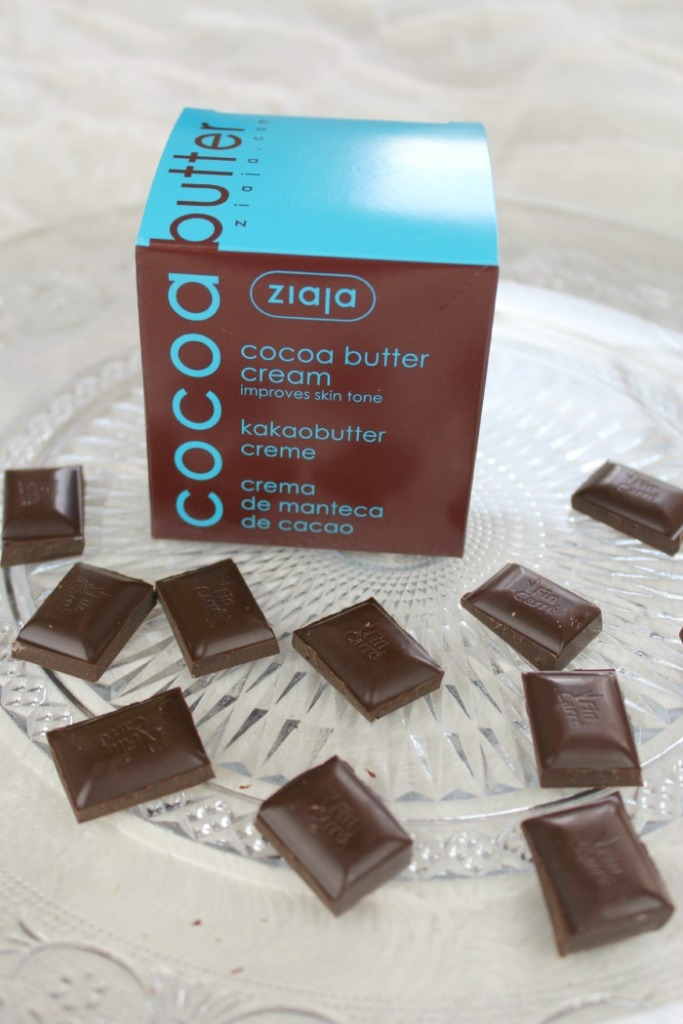 cacao boter crème van Ziaja