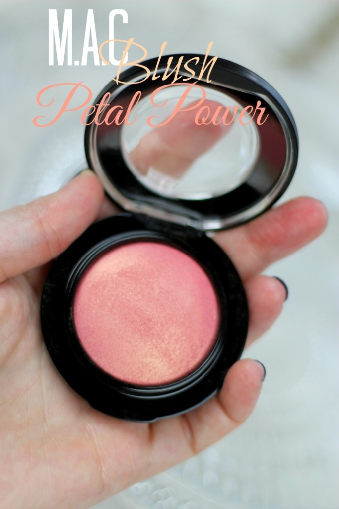 MAC Blush Petal Power