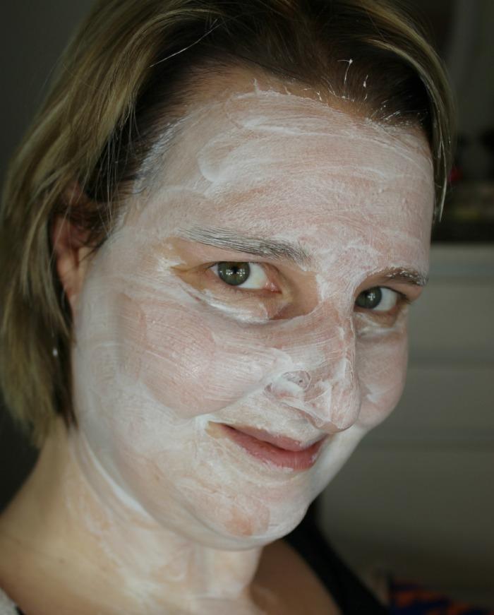 Masker van Ziaja