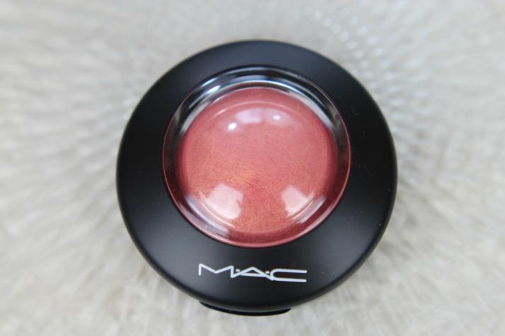 Mineralize Blush MAC Petal Power