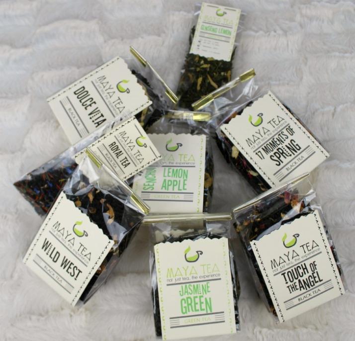 Tea Maya Tea losse thee