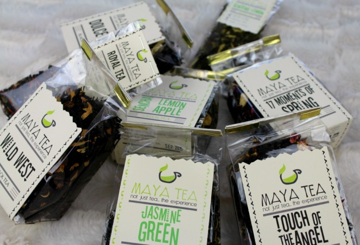 Thee van Maya Tea...