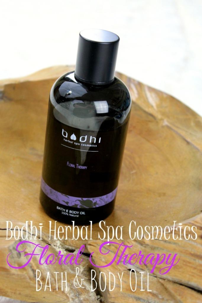Bodhi Floral Therapy Bath Oil