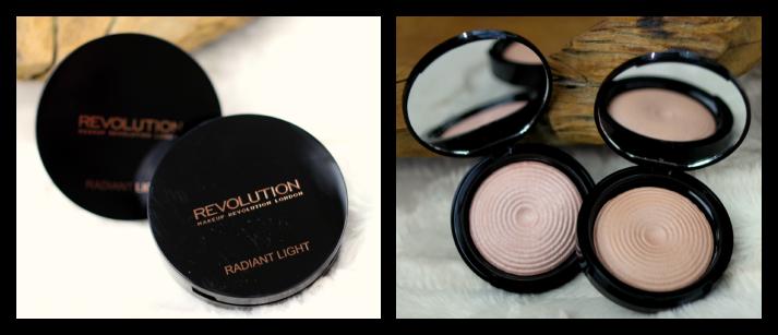 Breathe & Exhale Radiant Light Makeup Revolution