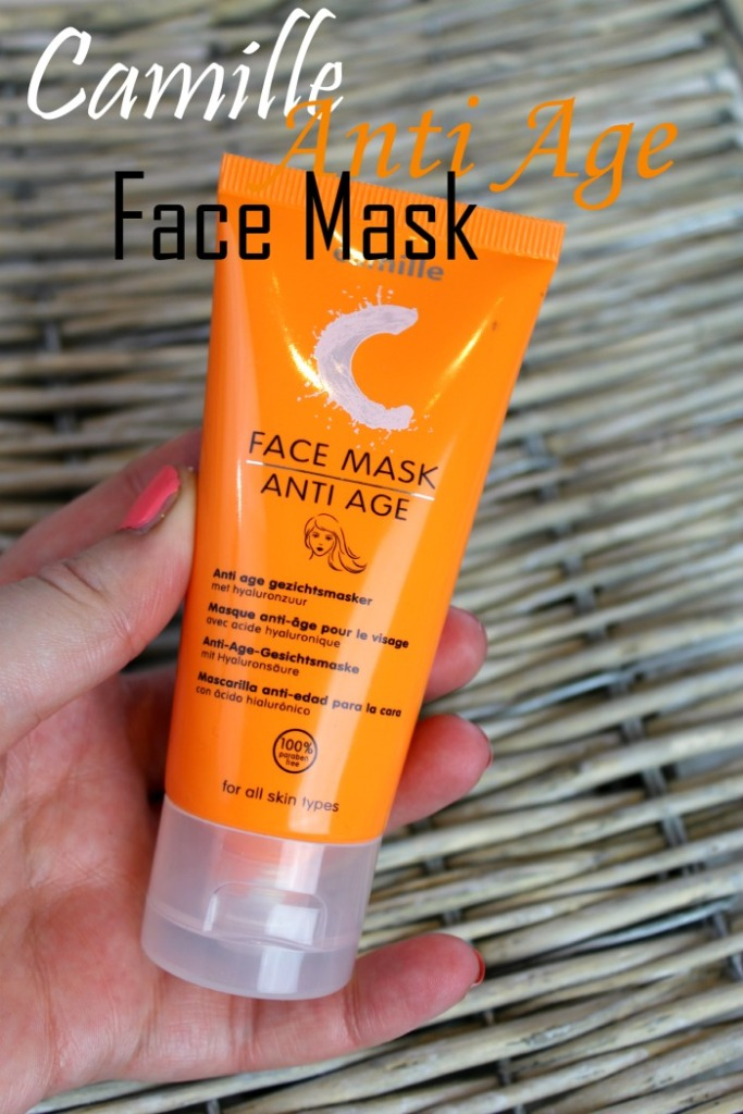Camille Anti Age Face Mask