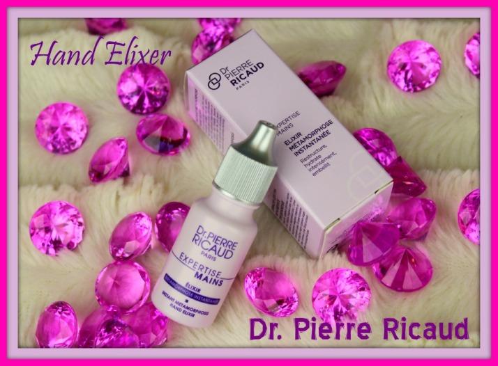 Hand Elixer Dr. Pierre Ricaud