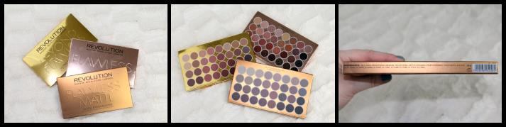 Makeup Revolution Flawless paletten ...