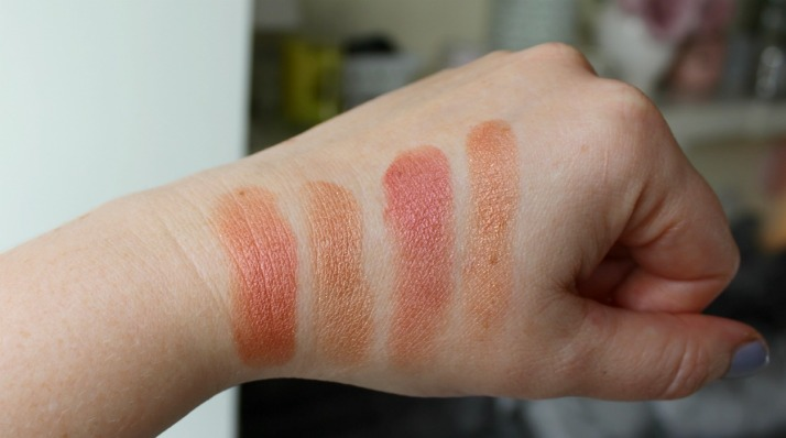 swatches Peachy Kean Heart