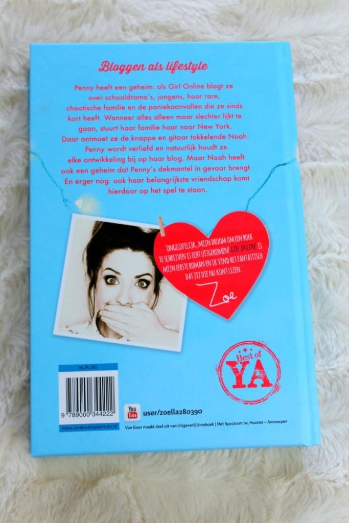Zoe Sugg Girl online boek