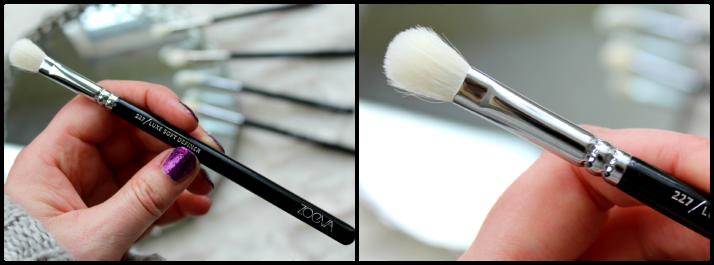 Zoeva 227 Luxe Soft Definer Brush