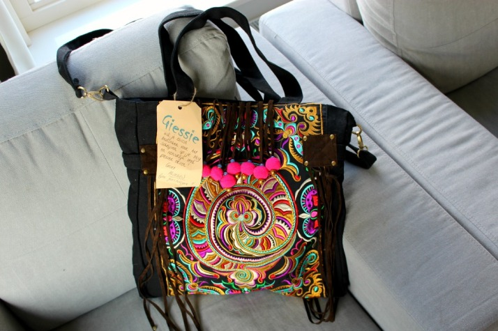 Bohemian Cross-Over tas giessie.com