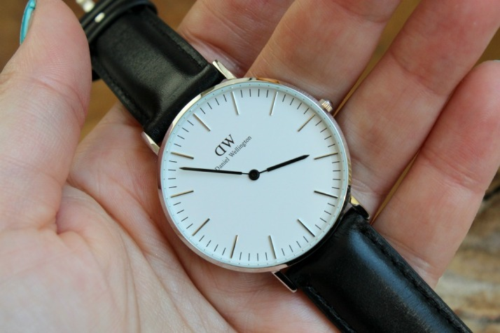 Classic Sheffield Lady van Daniel Wellington