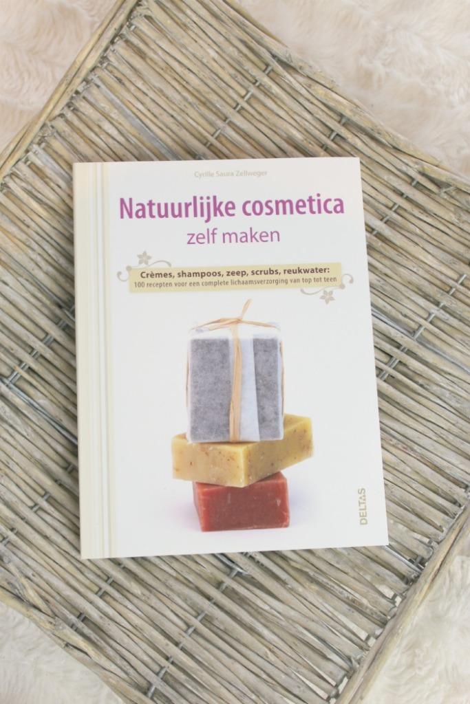Cyrille Saura Zellweger, Natuurlijke cosmetica zelf maken