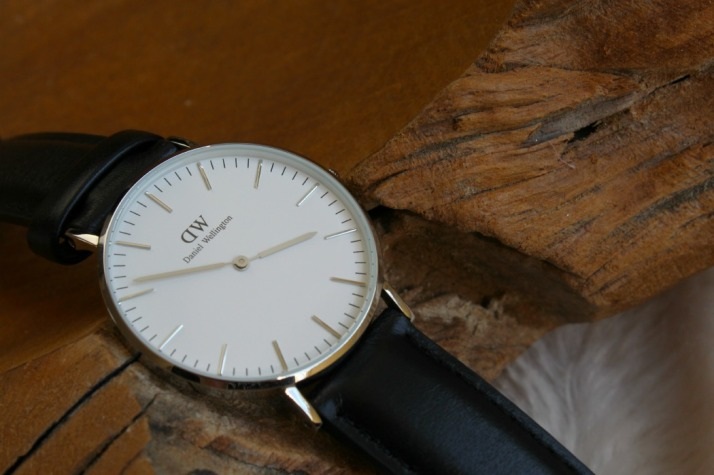 Daniel Wellington Classic Sheffield Lady Watch.