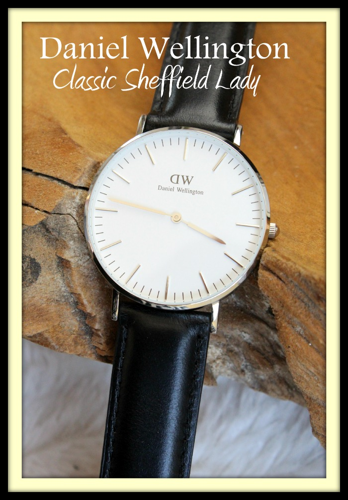 Daniel wellington classic sheffield lady