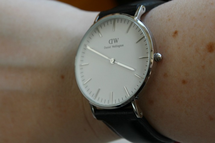 Daniel wellington horloge classic sheffield lady