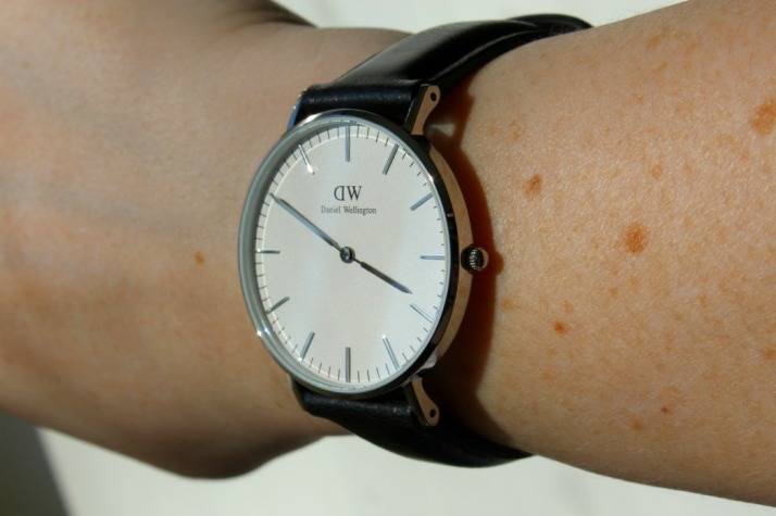 daniel wellington watch...