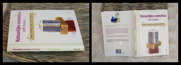 Deltas boek natuurlijke cosmetica zelf maken