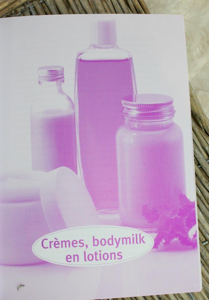 DIY Recepten Crémes, Bodymilk en Lotions