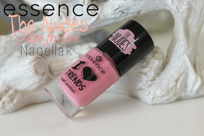 Essence The nudes hope for love nagellak