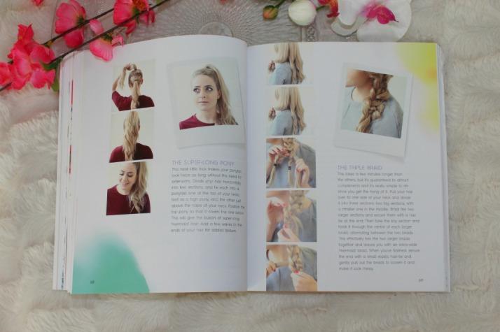 Haar tutorial fleur de force the glam guide