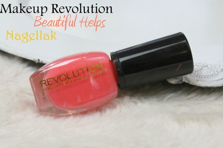 makeup revolution beautiful helps nagellak