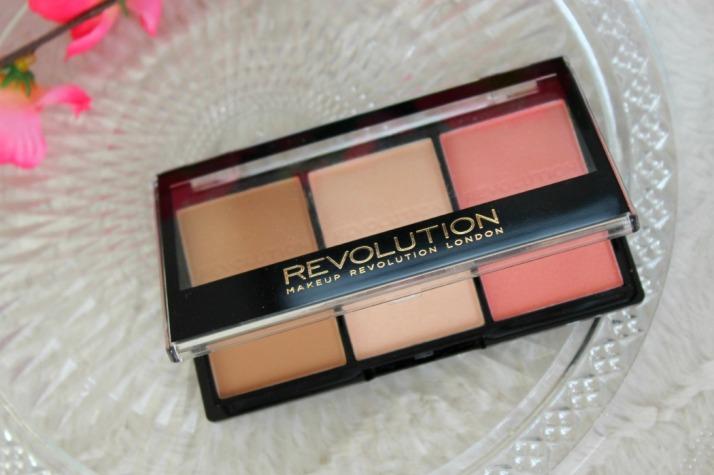 Makeup revolution contour kit ultra bright