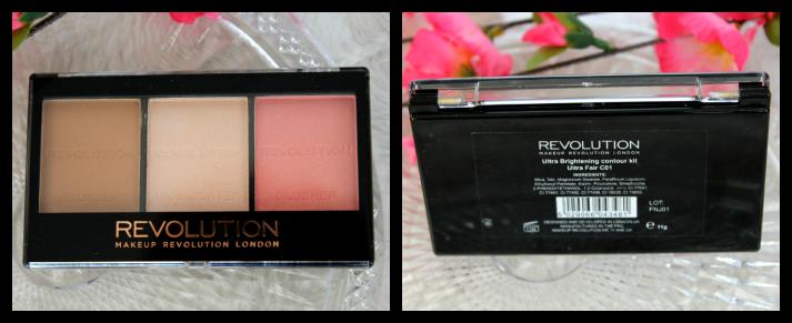 Makeup revolution contour kit