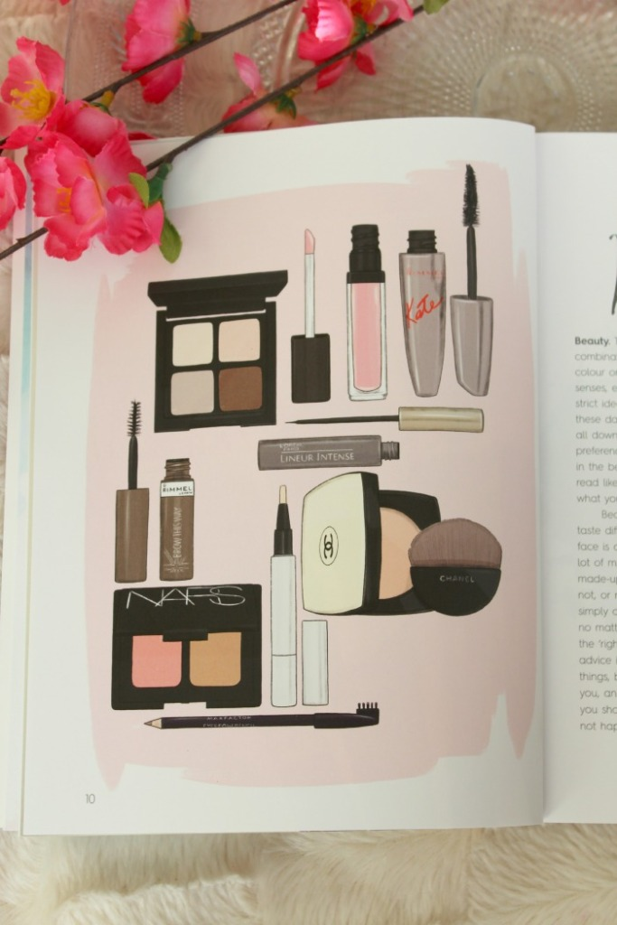 Makeup The Glam guide