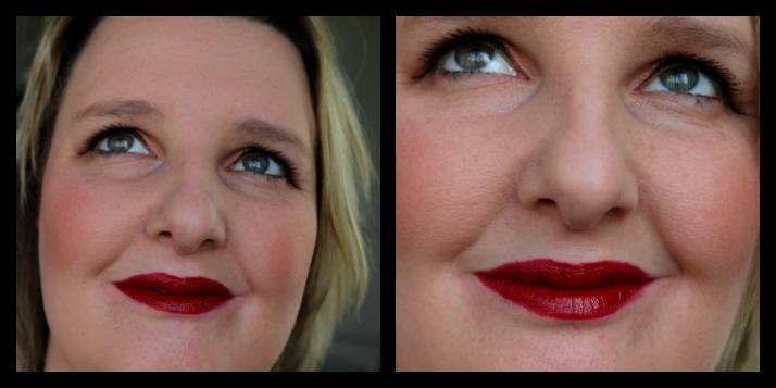 MUA Lipstick shade 1