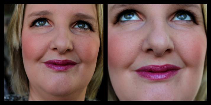 Shade 2 lipstick MUA