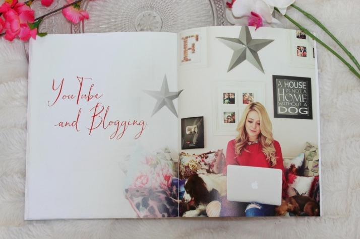 youtube and blogging fleur de force