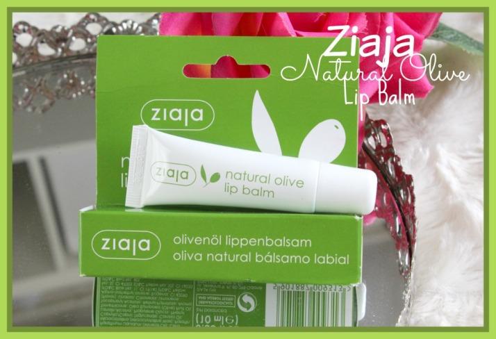 Ziaja Natural Olive Lip Balm...