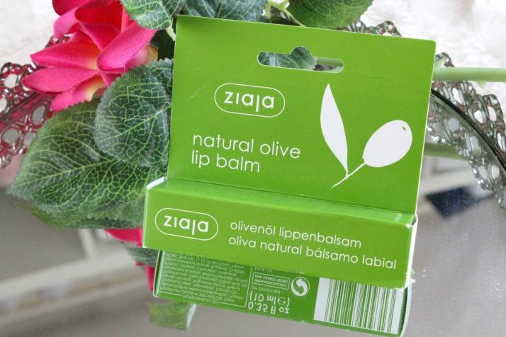 Ziaja Natural Olive Lip Balm