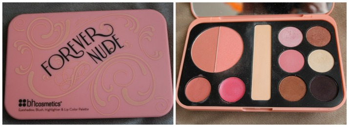 Bh Cosmetics forever nude palette blogsale